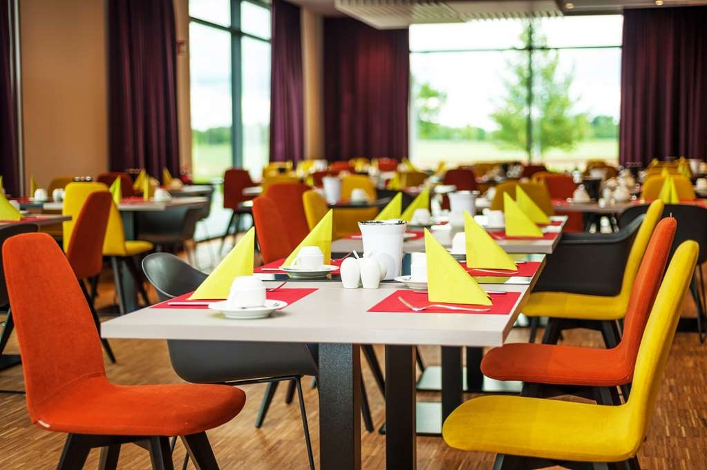 Best Western Hotel The K Munich Unterfoehring - Restaurante/Comedor