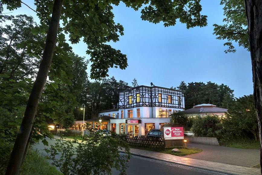 Best Western Plus Ostseehotel Waldschloesschen - Vista exterior