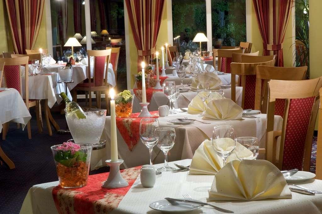 Best Western Plus Ostseehotel Waldschloesschen - Restaurant