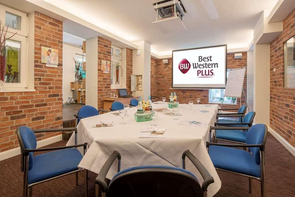 Best Western Plus Ostseehotel Waldschloesschen - Salle de réunion
