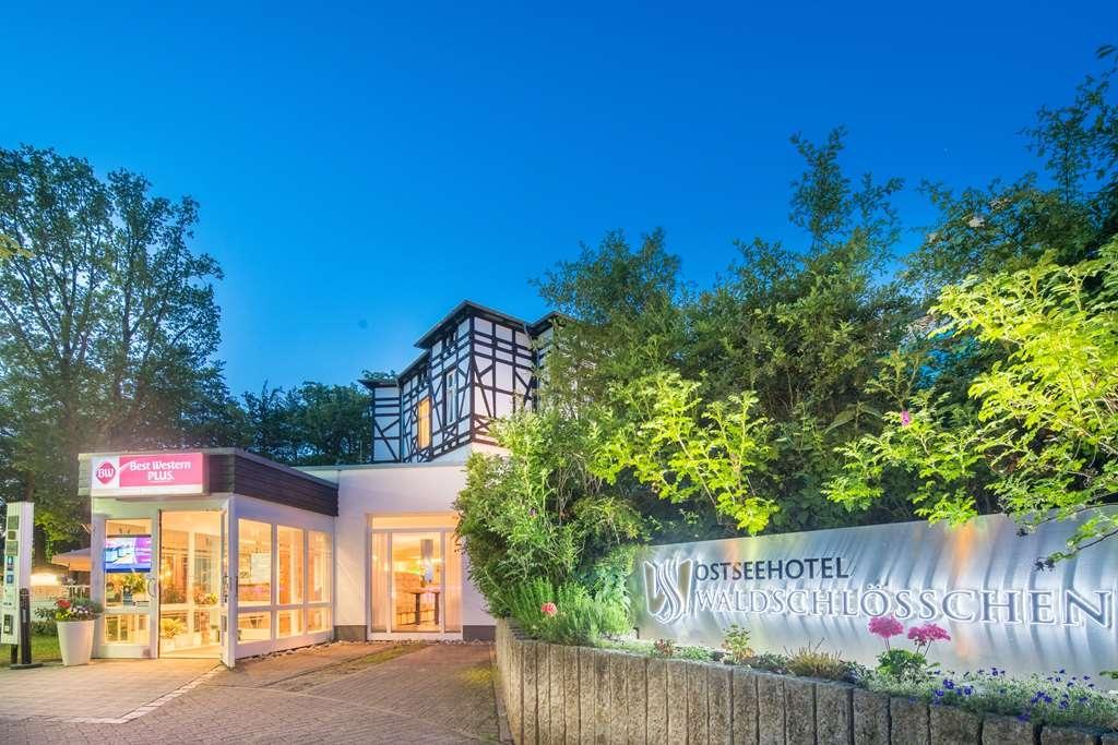 Best Western Plus Ostseehotel Waldschloesschen - Façade