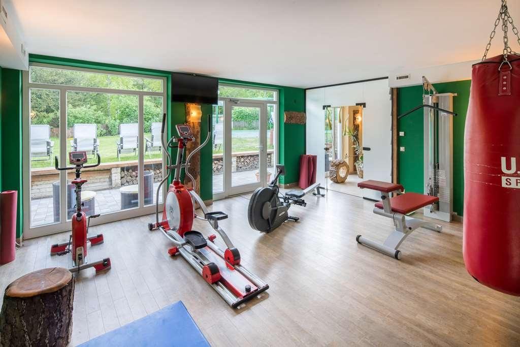 Best Western Plus Ostseehotel Waldschloesschen - Club de remise en forme
