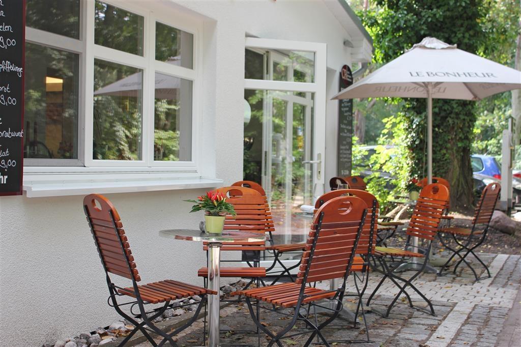 Best Western Plus Ostseehotel Waldschloesschen - Terrace