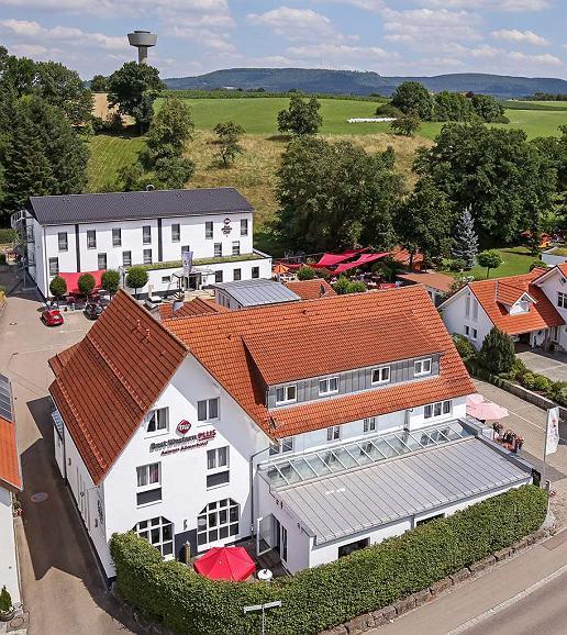 Best Western Plus Aalener Roemerhotel - Exterior