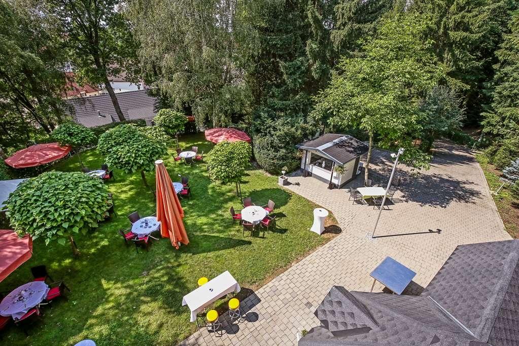 Best Western Plus Aalener Roemerhotel - terrace