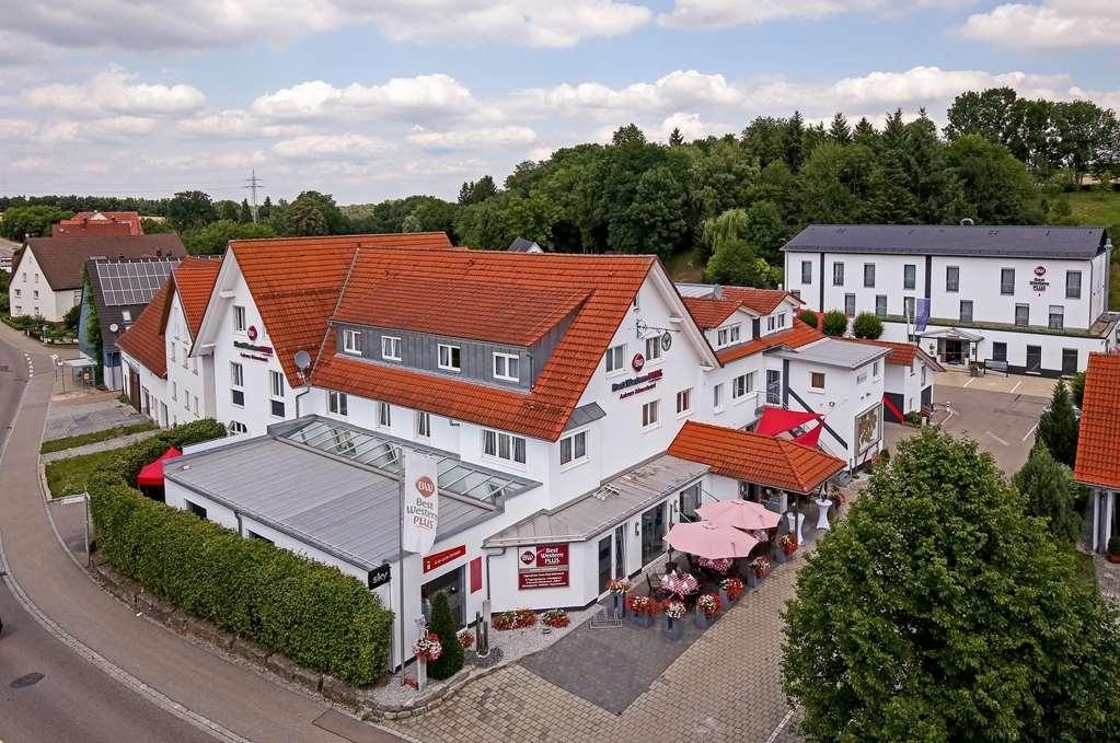 Best Western Plus Aalener Roemerhotel - Facciata dell'albergo