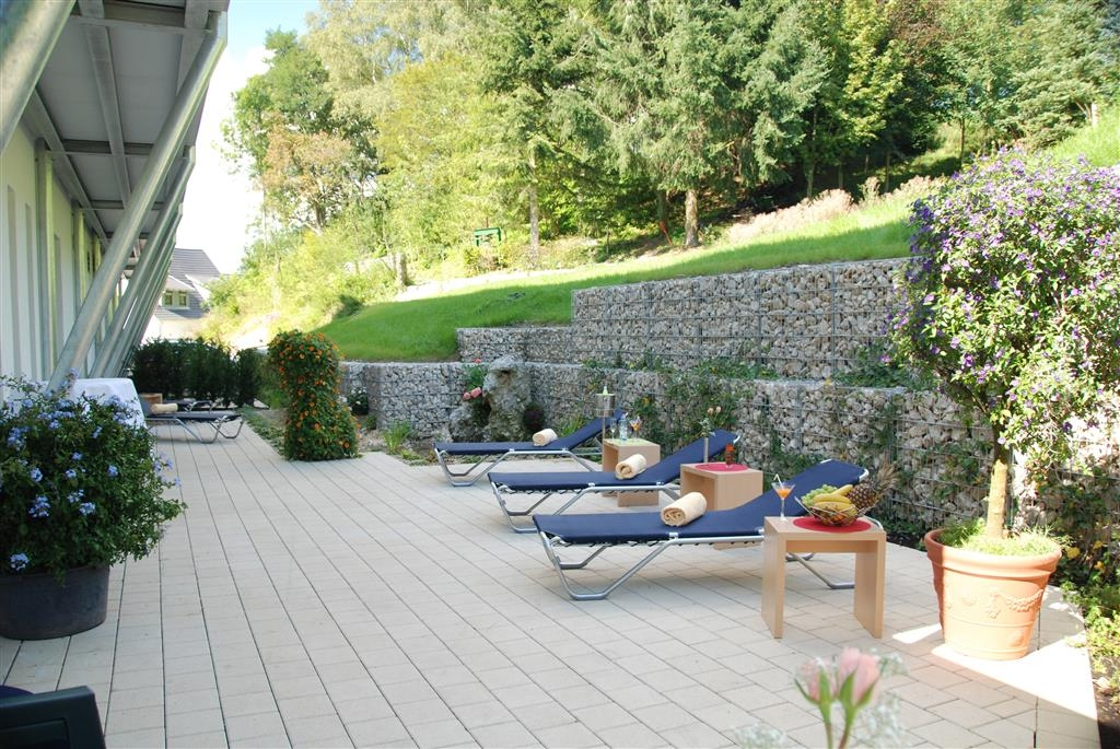 Best Western Plus Aalener Roemerhotel - Spa Terrace
