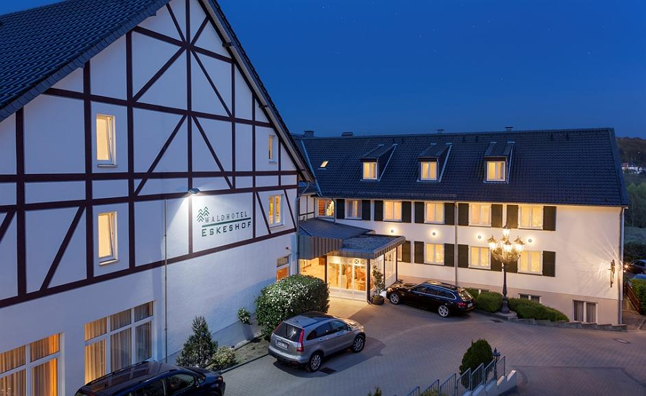 Hotel A Wuppertal Best Western Waldhotel Eskeshof