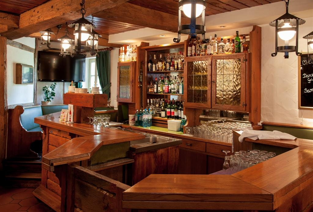 Best Western Waldhotel Eskeshof - Bar