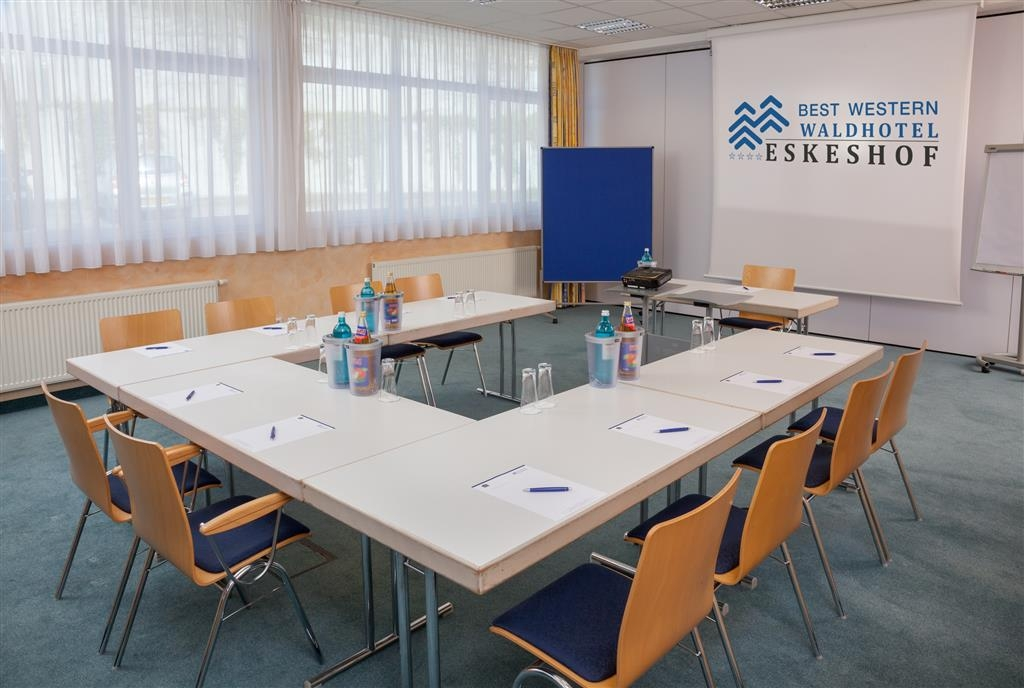 Best Western Waldhotel Eskeshof - Meeting Room