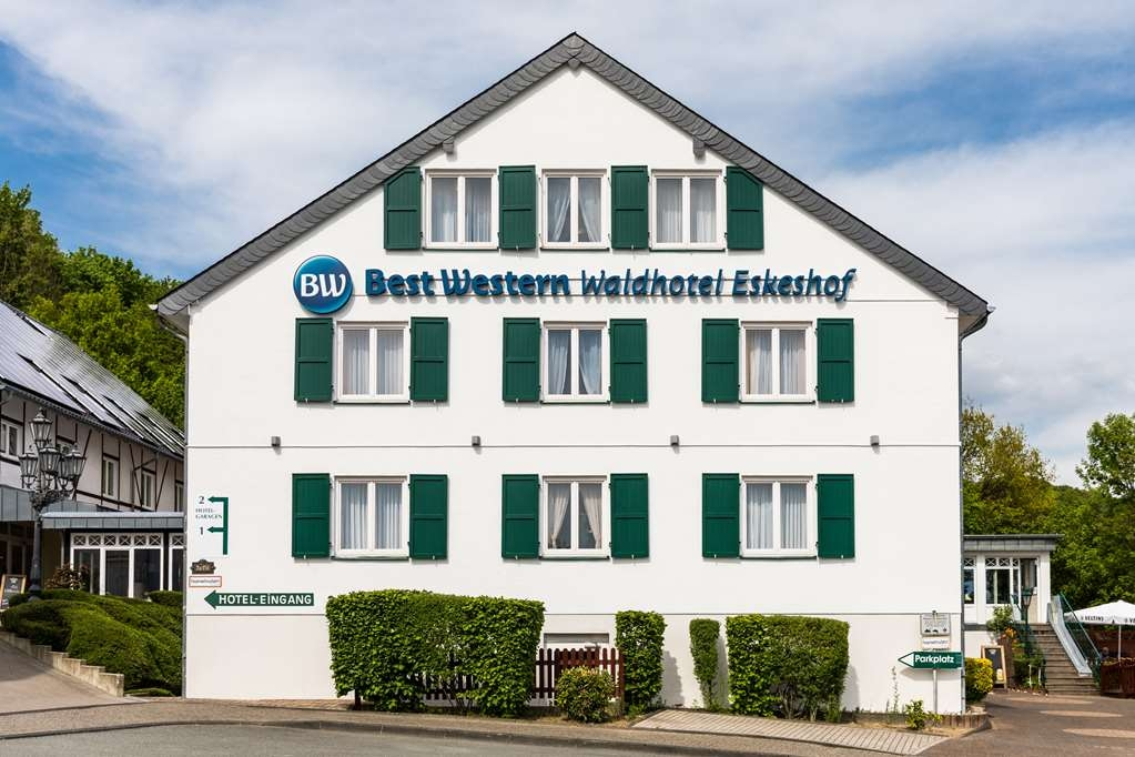 Best Western Waldhotel Eskeshof - Vista Exterior