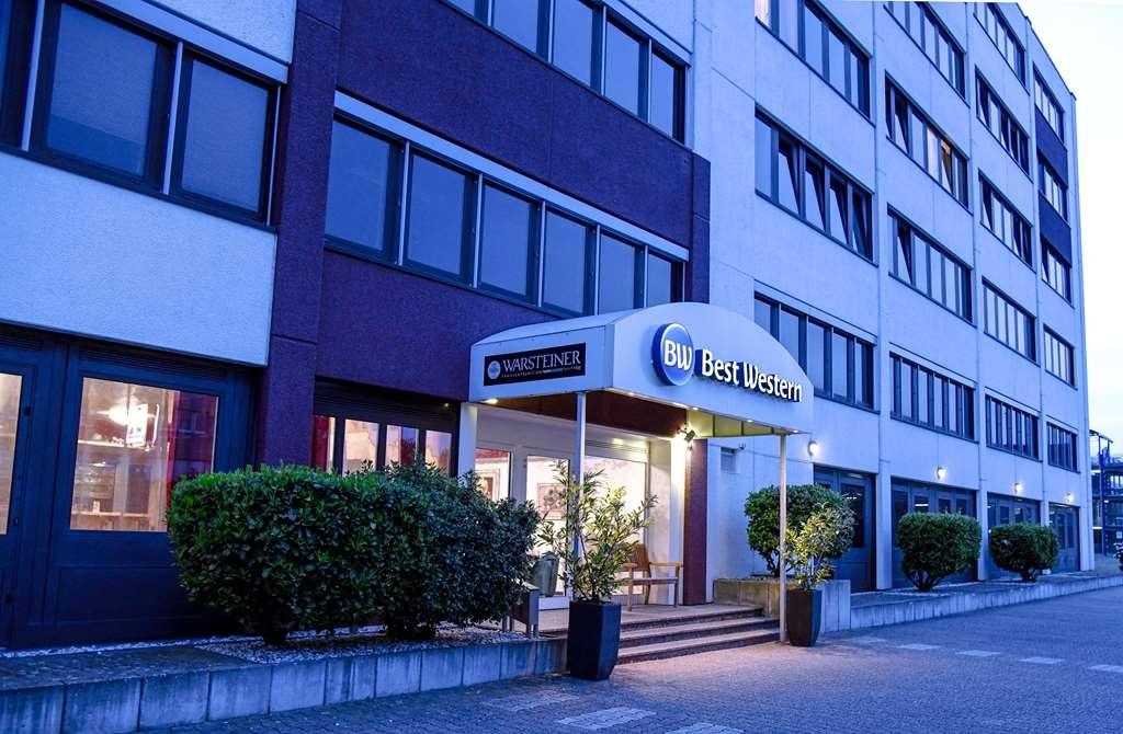 Best Western Comfort Business Hotel - Facciata dell'albergo