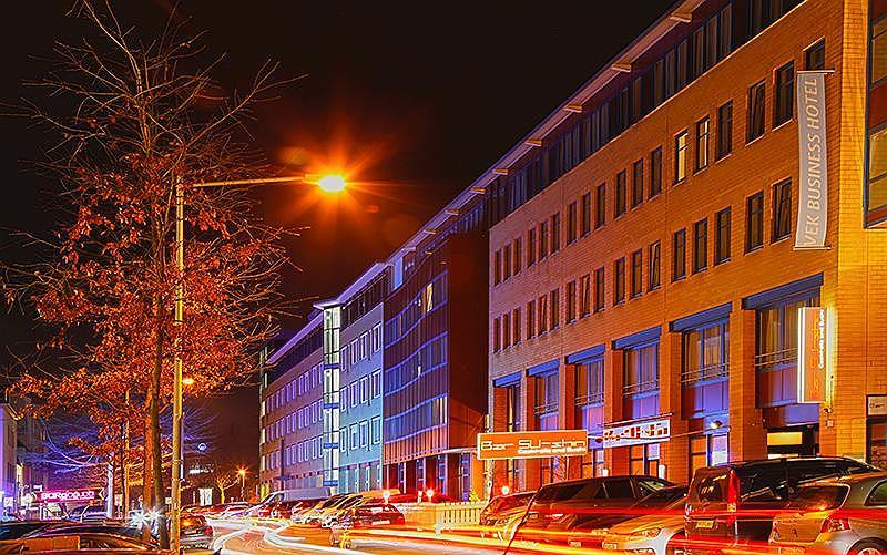 Best Western Hotel Hannover-City - Aussenansicht