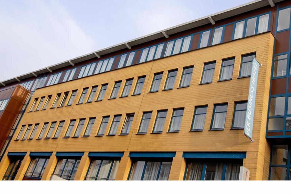 Best Western Hotel Hannover-City - Außenansicht