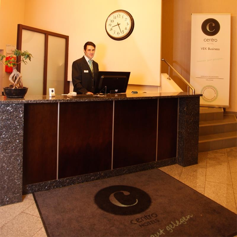 Best Western Hotel Hannover-City - Reception