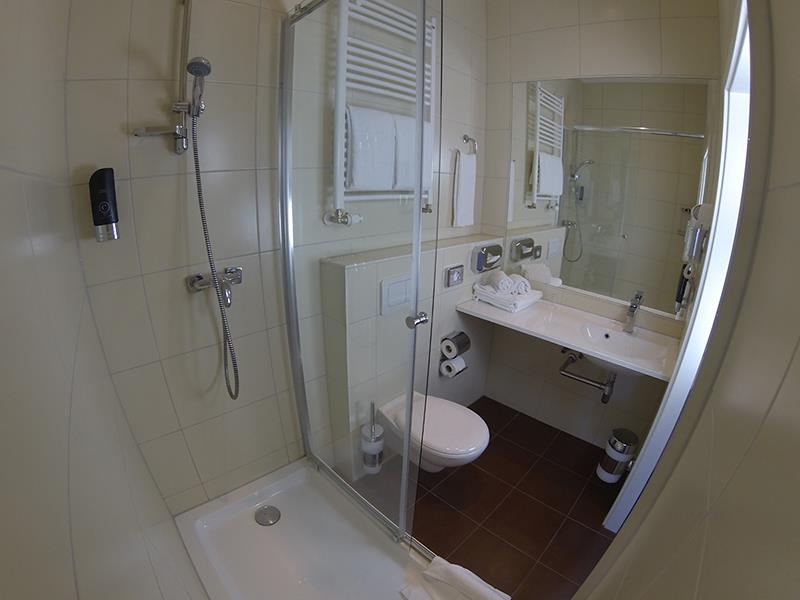 Best Western Hotel Hannover-City - Salle de bains