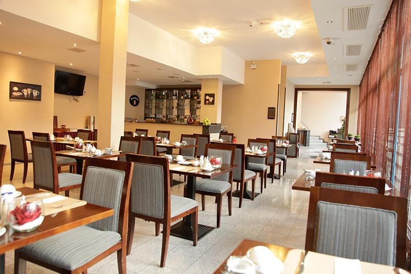 Best Western Hotel Hannover-City - locmain pranzo