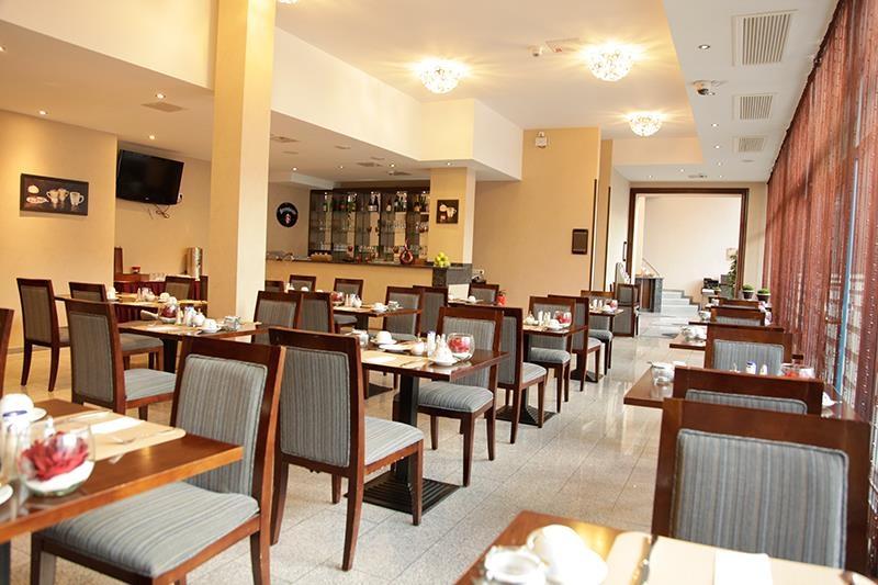 Best Western Hotel Hannover-City - Hauptspeisesaal