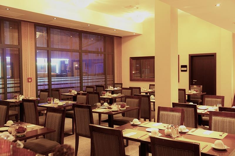 Best Western Hotel Hannover-City - Restaurant Dining Area