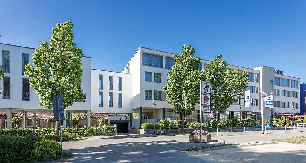 Best Western Hotel am Europaplatz - Vista exterior