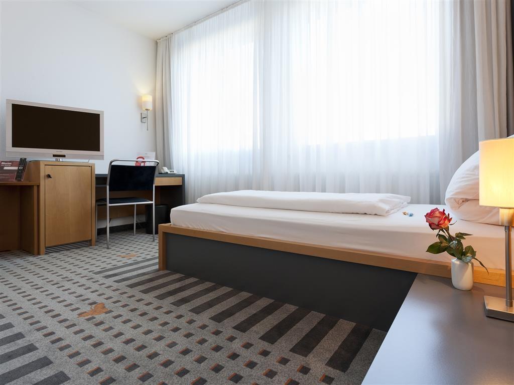 Best Western Hotel am Europaplatz - Gästezimmer