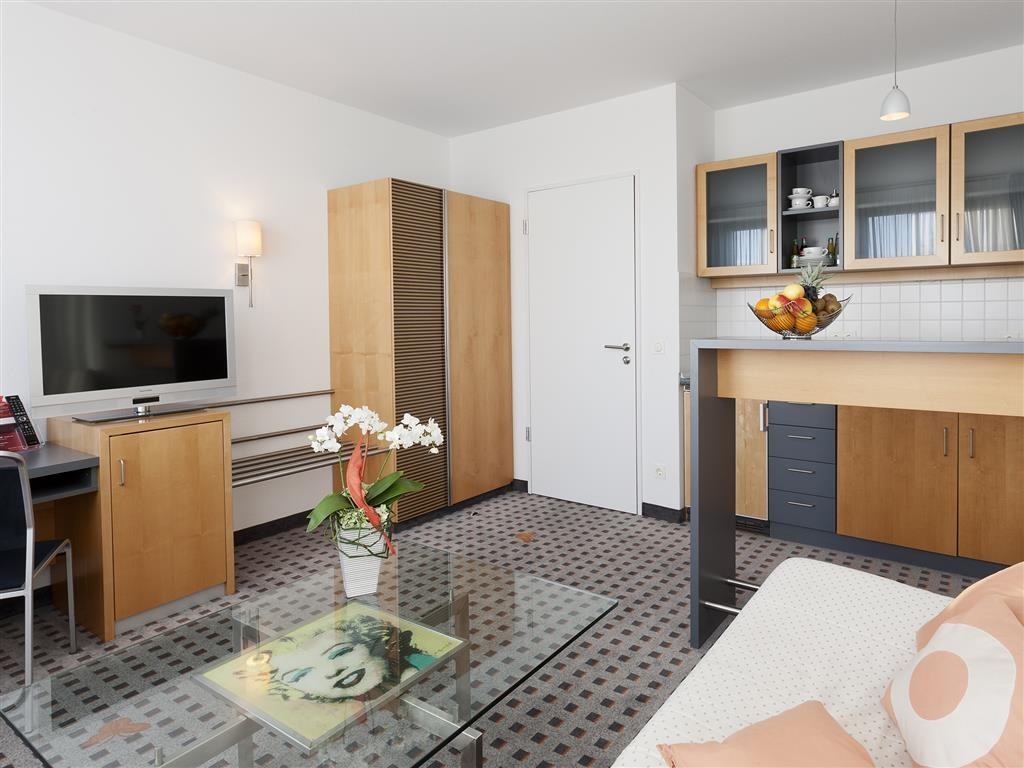 Best Western Hotel am Europaplatz - Servizi delle camere