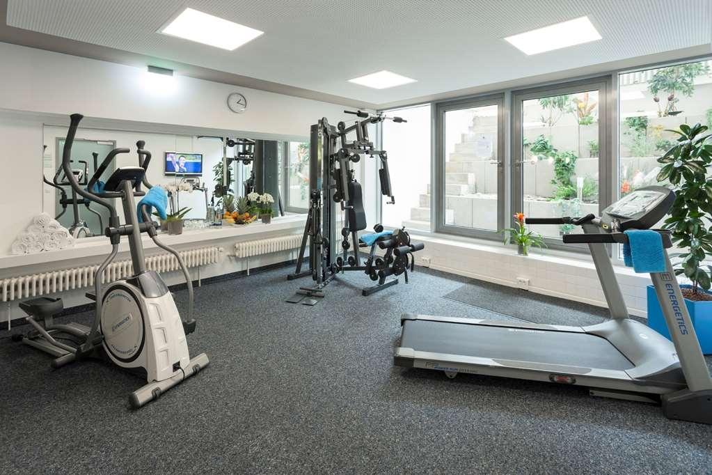 Best Western Hotel am Europaplatz - Fitnessstudio