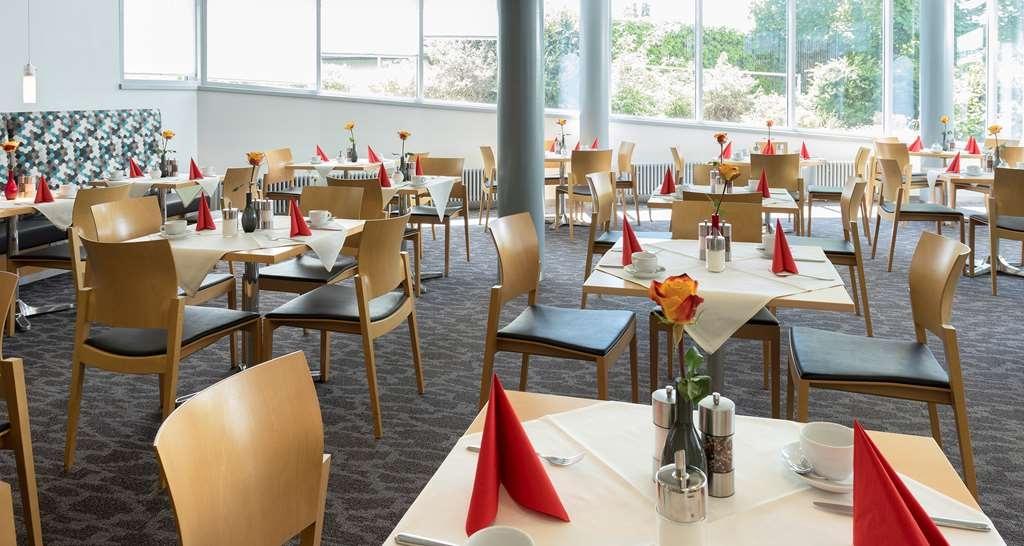 Best Western Hotel am Europaplatz - Restaurant / Gastronomie