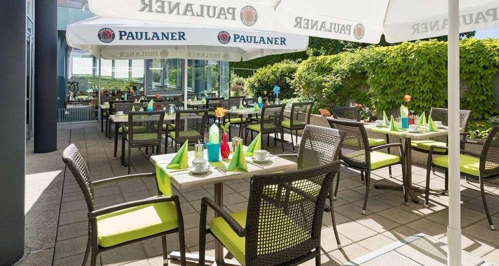 Best Western Hotel am Europaplatz - Außenansicht