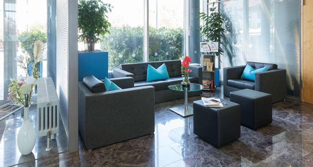 Best Western Hotel am Europaplatz - Lobbyansicht