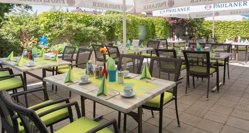 Best Western Hotel am Europaplatz - Facciata dell'albergo