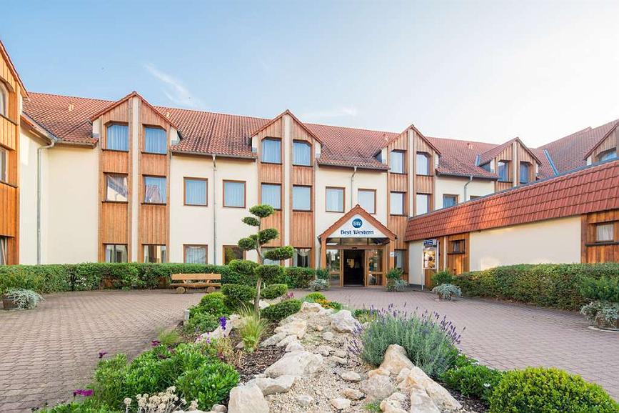 Best Western Hotel Erfurt-Apfelstaedt - Vue extérieure