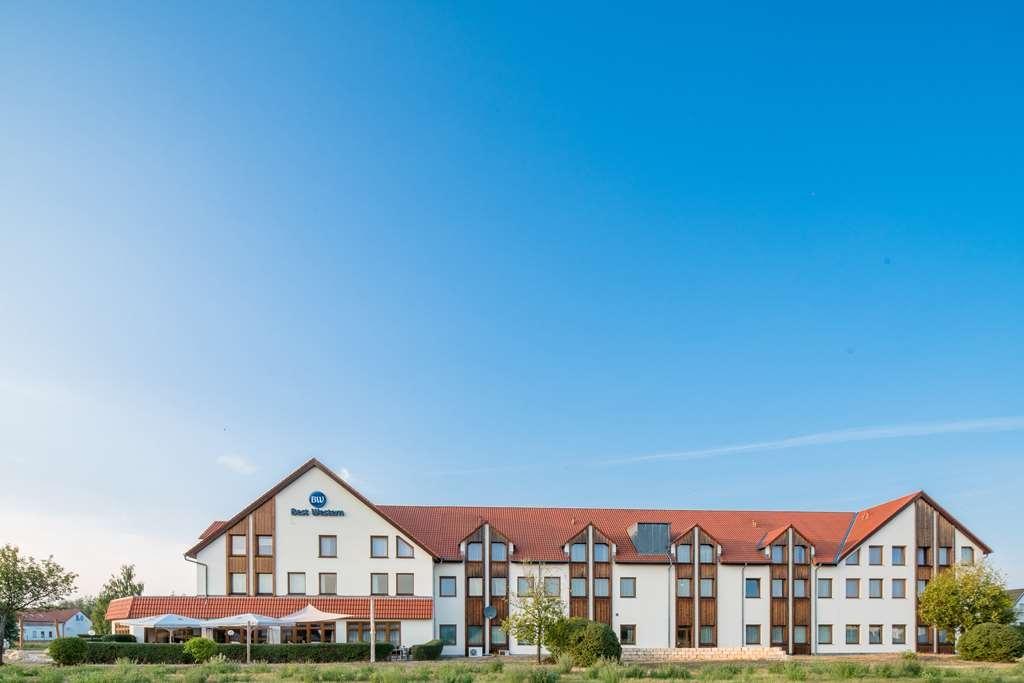 Best Western Hotel Erfurt-Apfelstaedt - Facciata dell'albergo