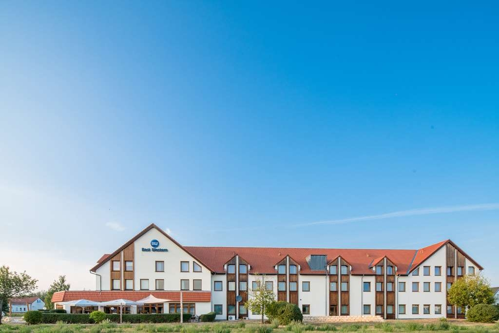 Best Western Hotel Erfurt-Apfelstaedt - Exterior View
