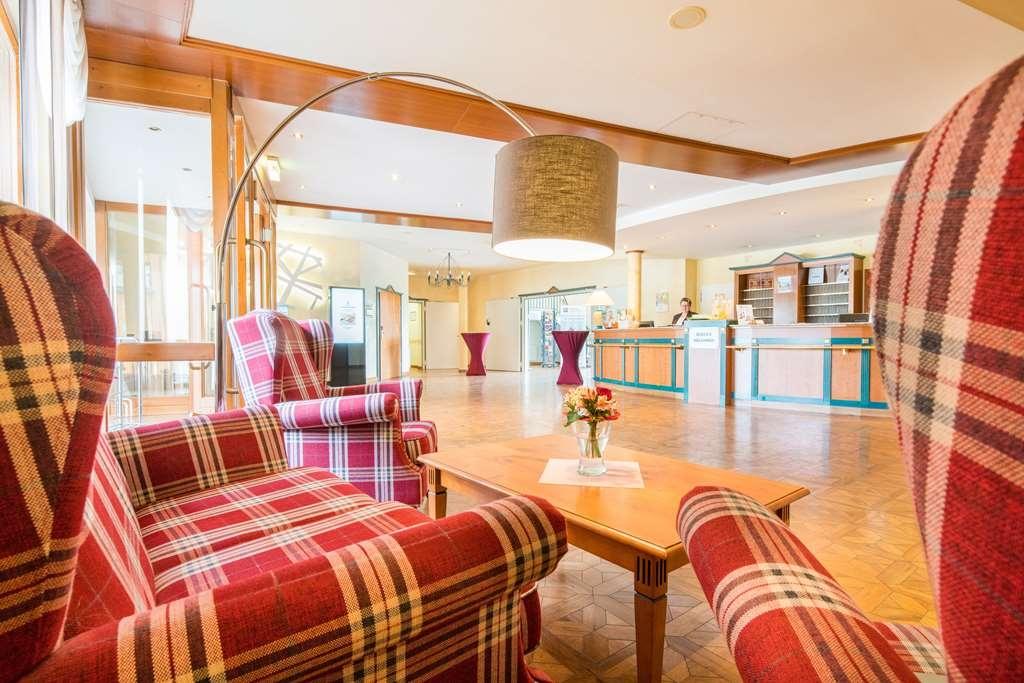 Best Western Hotel Erfurt-Apfelstaedt - Reception