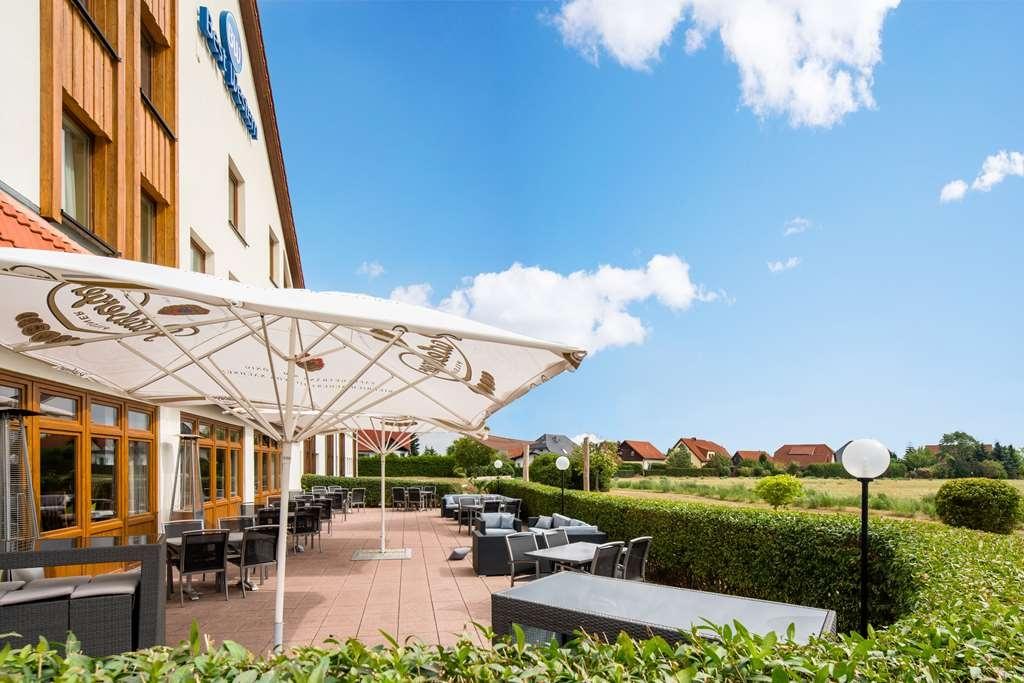 Best Western Hotel Erfurt-Apfelstaedt - Terrace