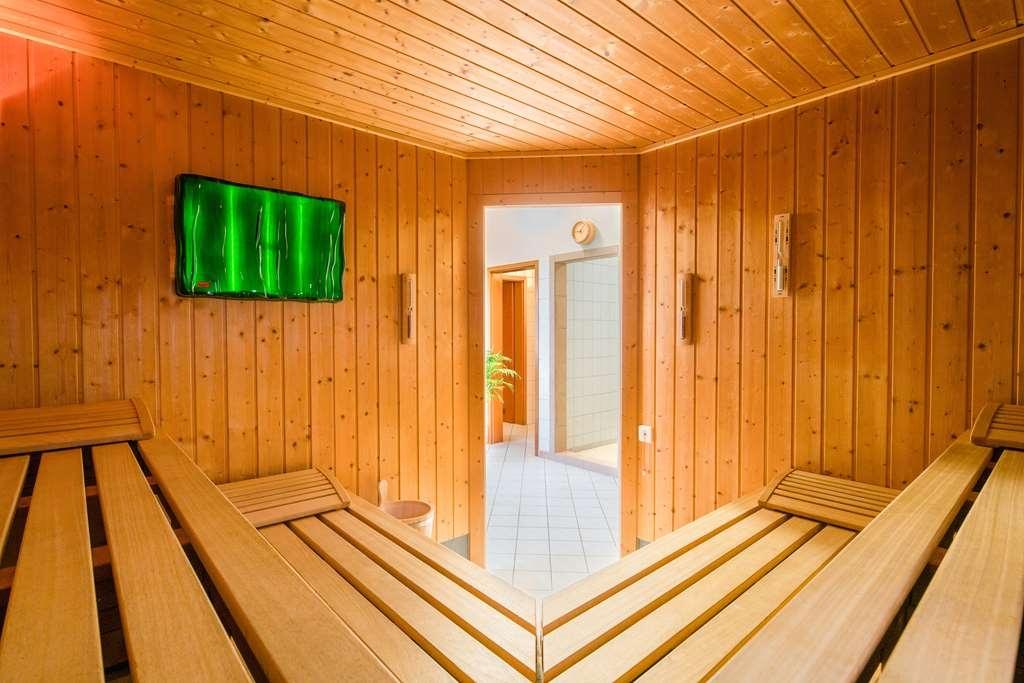 Best Western Hotel Erfurt-Apfelstaedt - Sauna