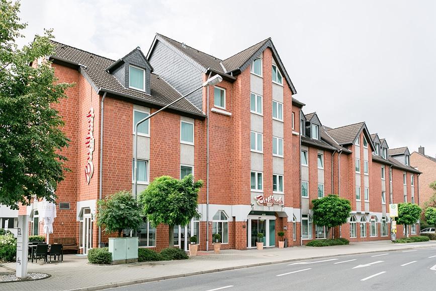 Best Western Hotel Breitbach - Aussenansicht