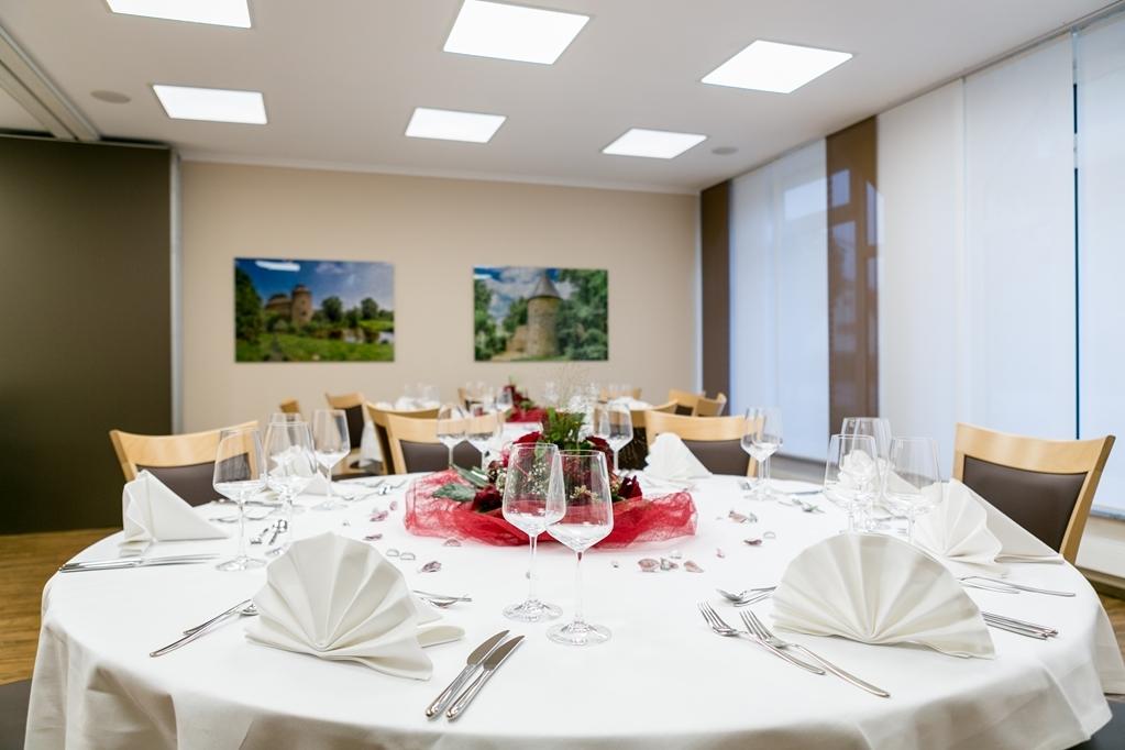 Best Western Hotel Breitbach - Banquet Setting