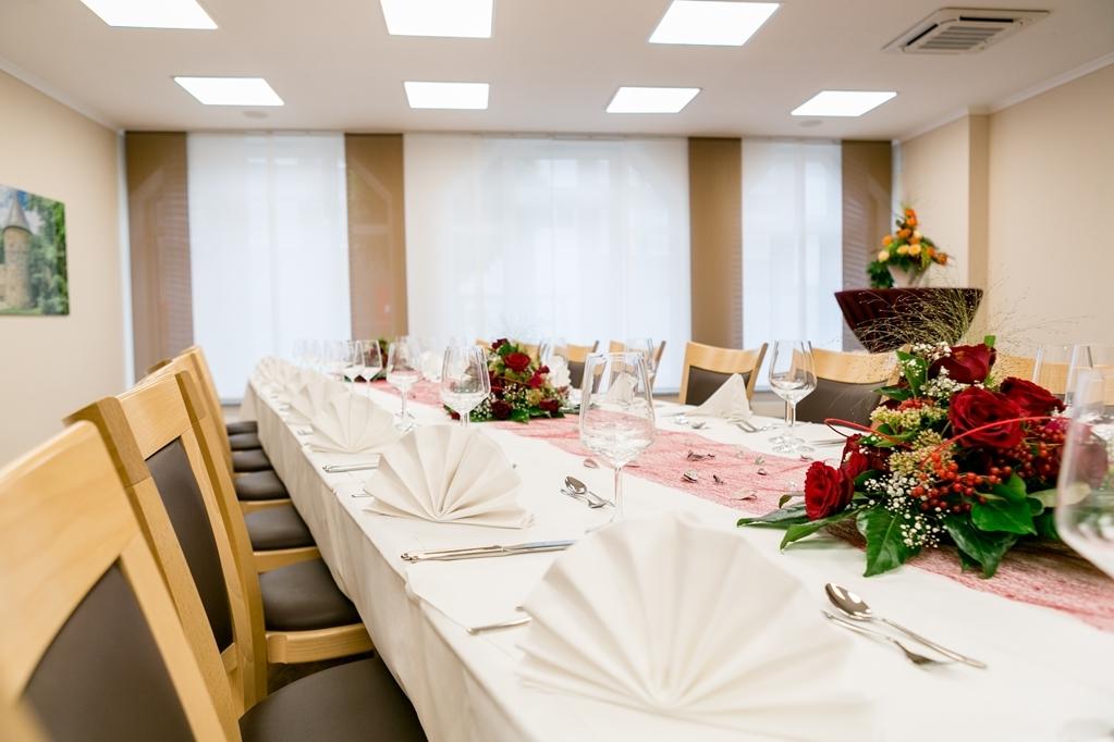 Best Western Hotel Breitbach - sala riunioni