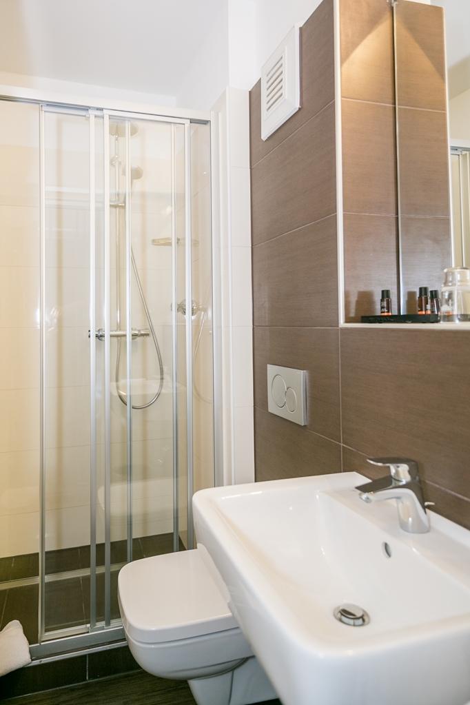 Best Western Hotel Breitbach - Badezimmer