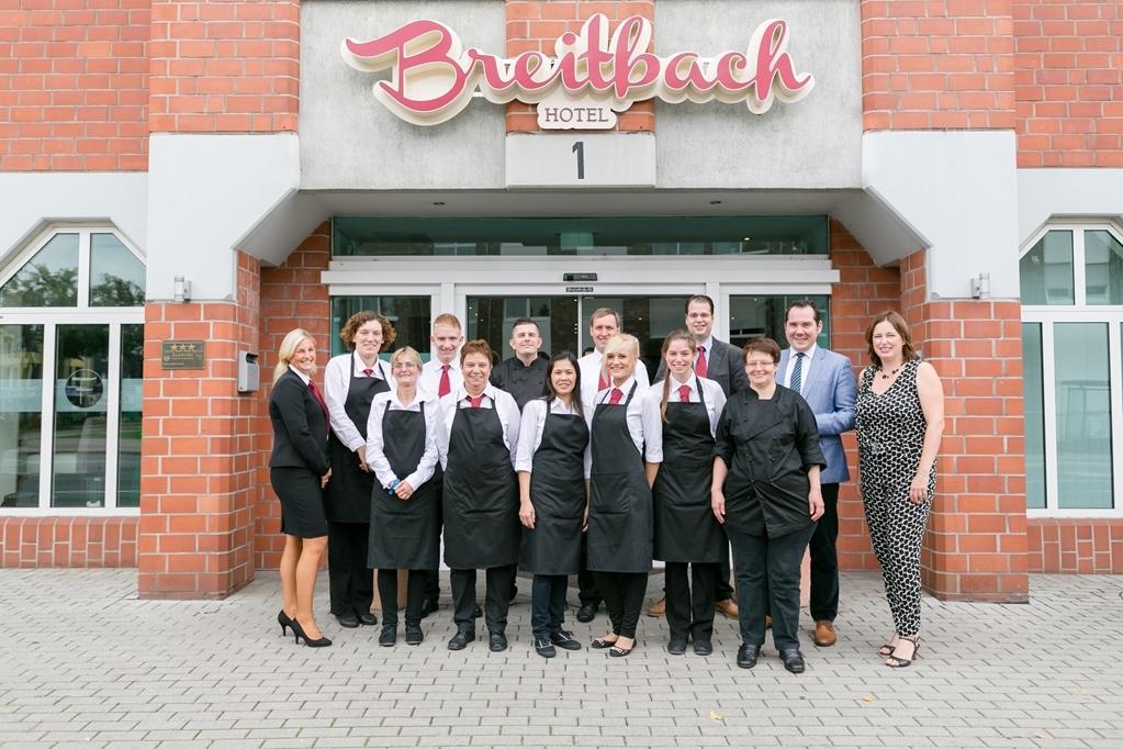 Best Western Hotel Breitbach - Hotel Staff