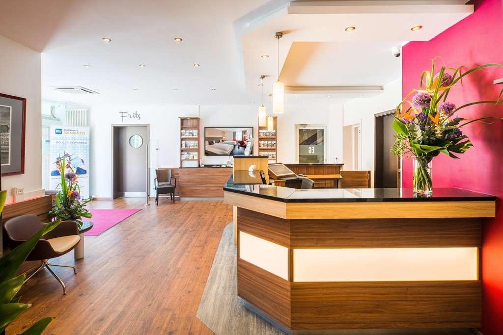 Best Western Hotel Breitbach - Hall