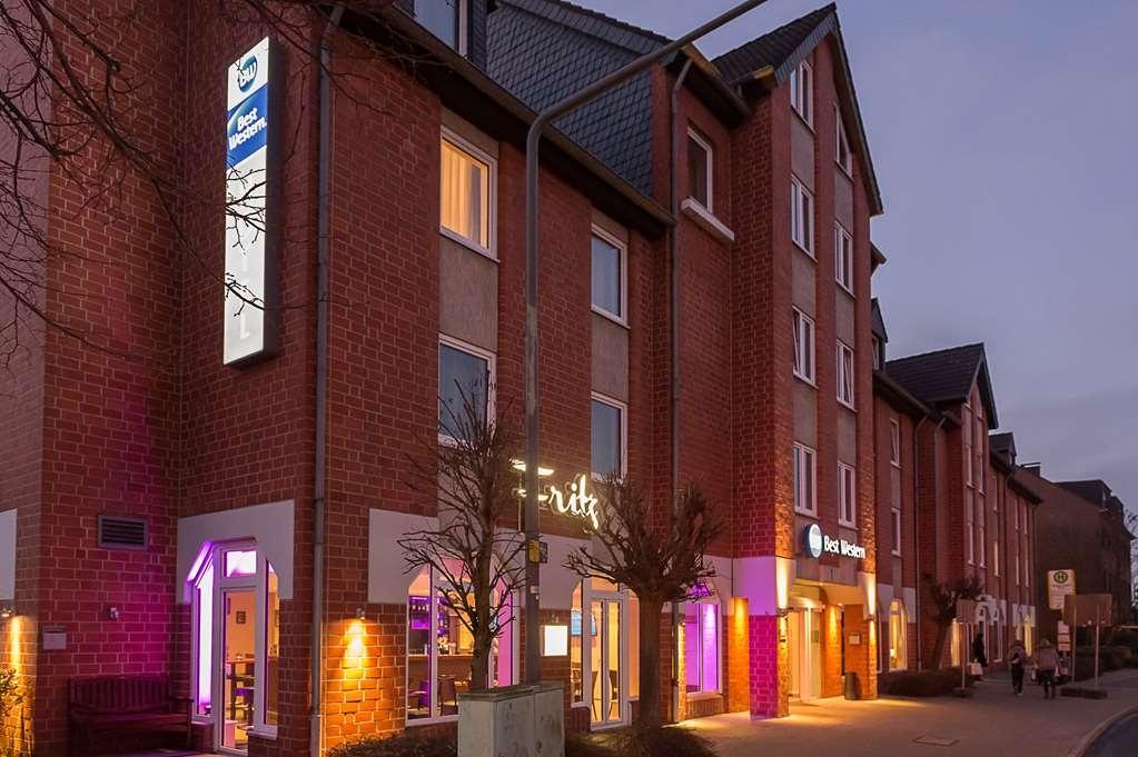 Best Western Hotel Breitbach - Außenansicht