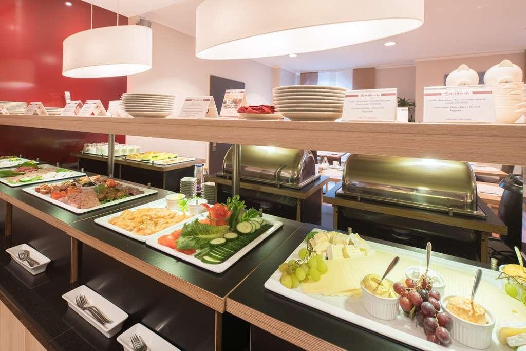Best Western Hotel Breitbach - Restaurant / Gastronomie