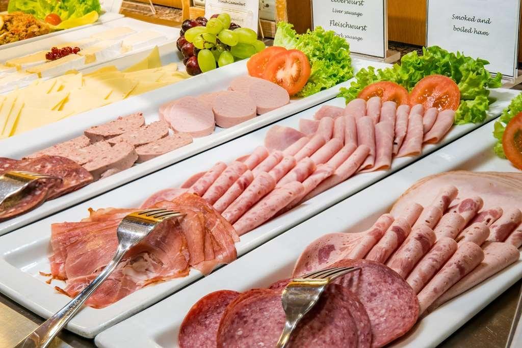 Best Western Amedia Frankfurt Airport - Breakfast area