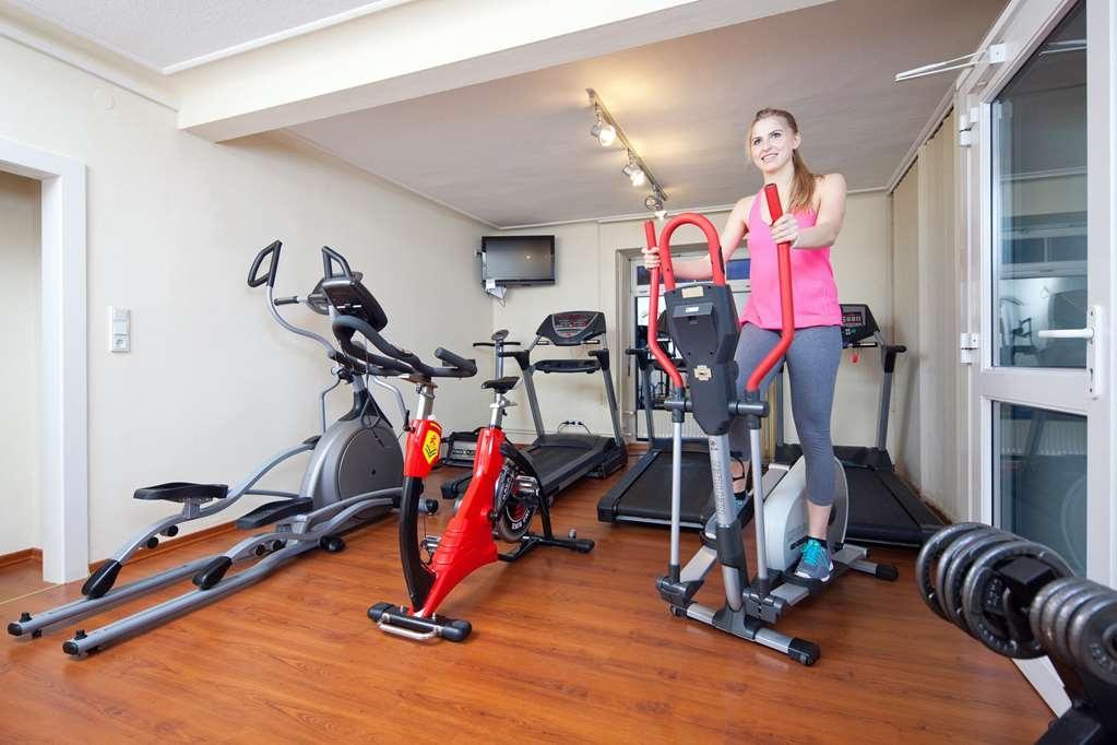 Best Western Hotel St. Michael - Sala fitness