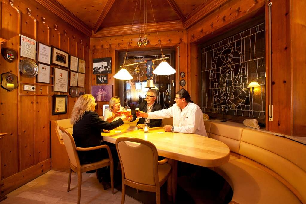 Best Western Hotel St. Michael - Ristorante / Strutture gastronomiche