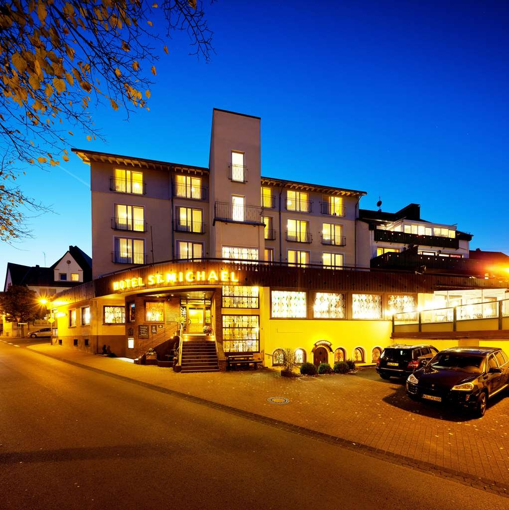 Best Western Hotel St. Michael - Facciata dell'albergo