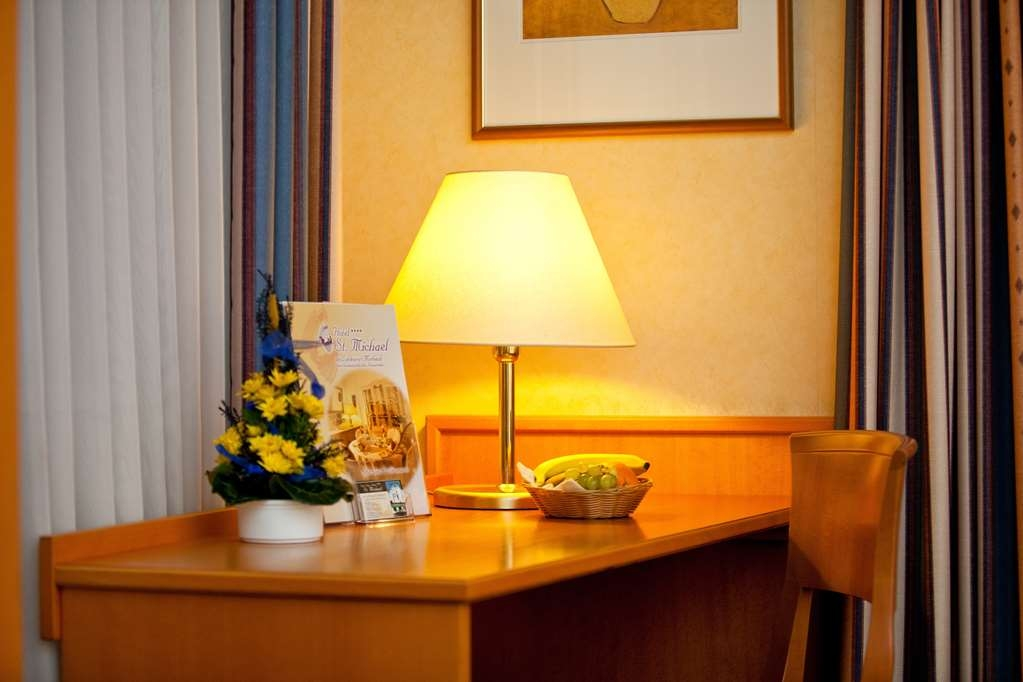 Best Western Hotel St. Michael - Gästezimmer/ Unterkünfte